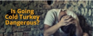 quit benzos cold-turkey is it dangerous